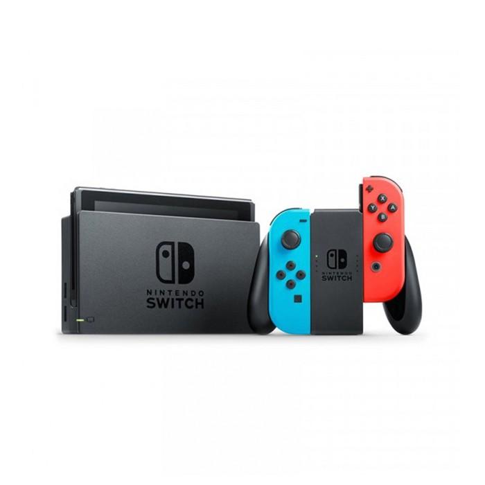 游戲機任天堂switch套機+1款游戲