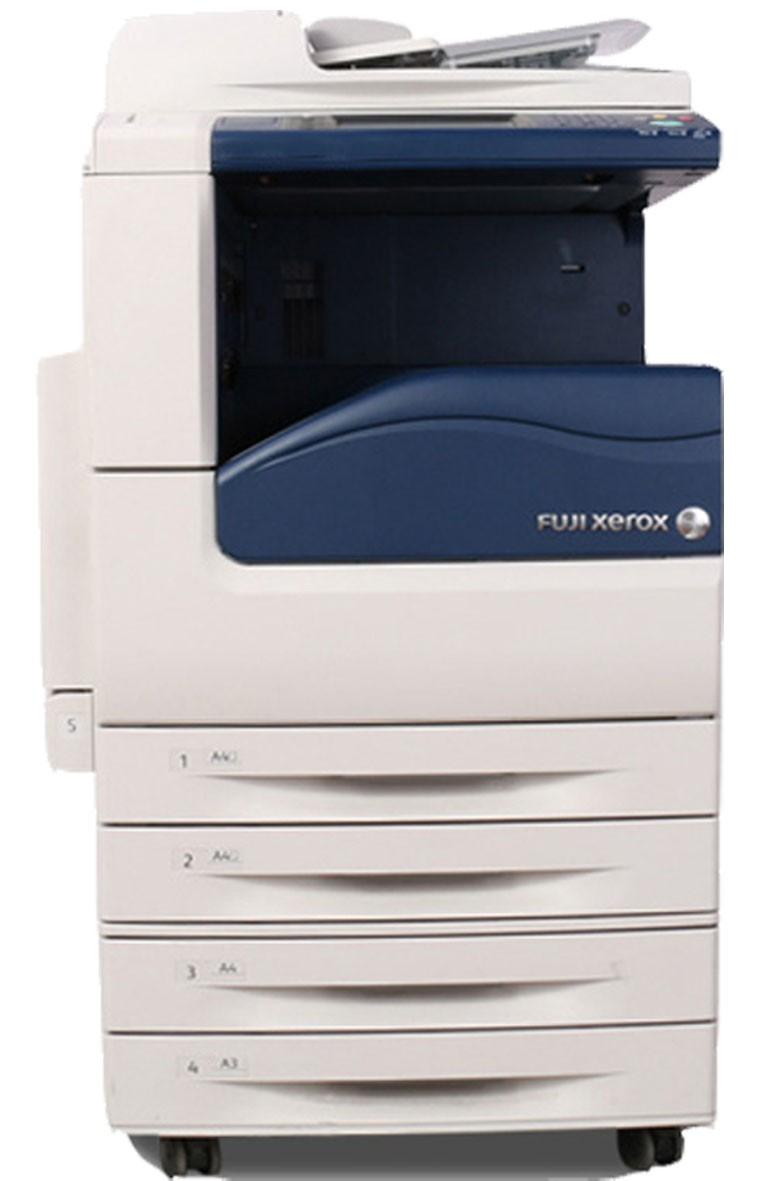 施乐彩色打印复印一体机