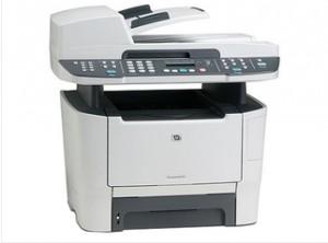 惠普高速激光雙面無線黑白打印機