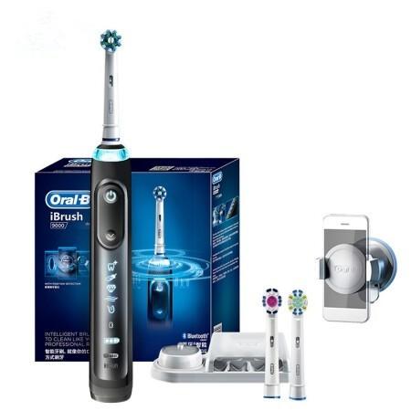 歐樂B 9000電動牙刷 成人3D聲波震動牙刷 德國進口