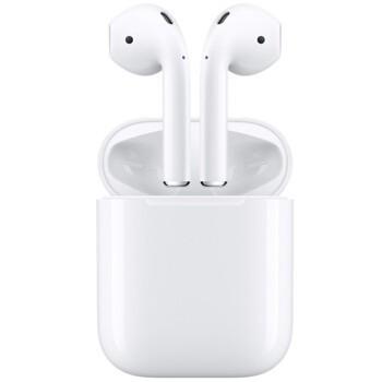 國行原裝正品AirPods二代蘋果無線藍牙耳機