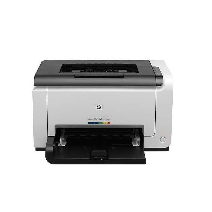 惠普CP1025彩色激光打印機A4