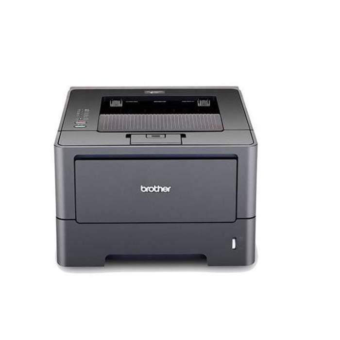 兄弟5450DN高速打印机双面打印
