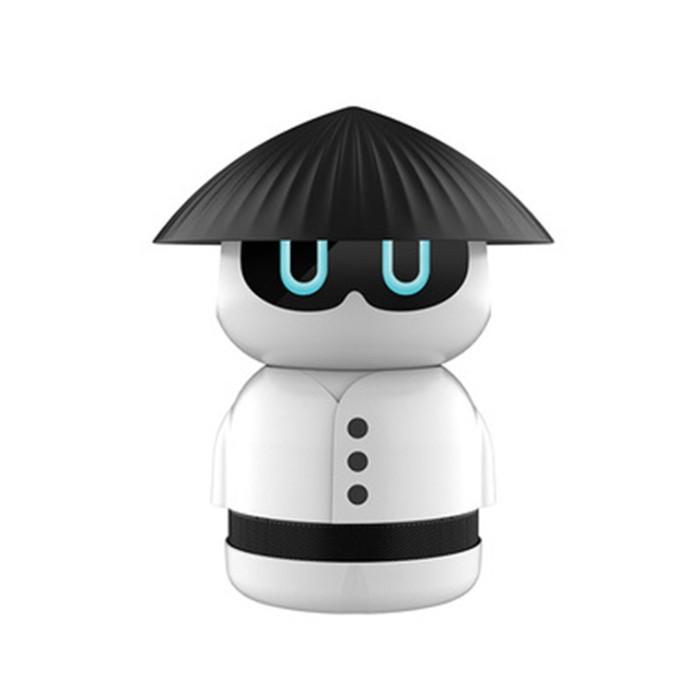红爸爸 儿童机器人国学百科1-9年级早教机闹钟人机交互中英翻译