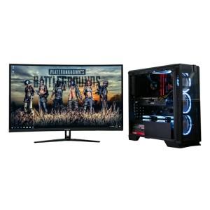 AMD R5 2600 六核十二线程 1080显卡 畅玩大型游戏