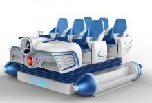 VR新品6人座銀河三號9DVR科普教育設備航空航天全套體驗