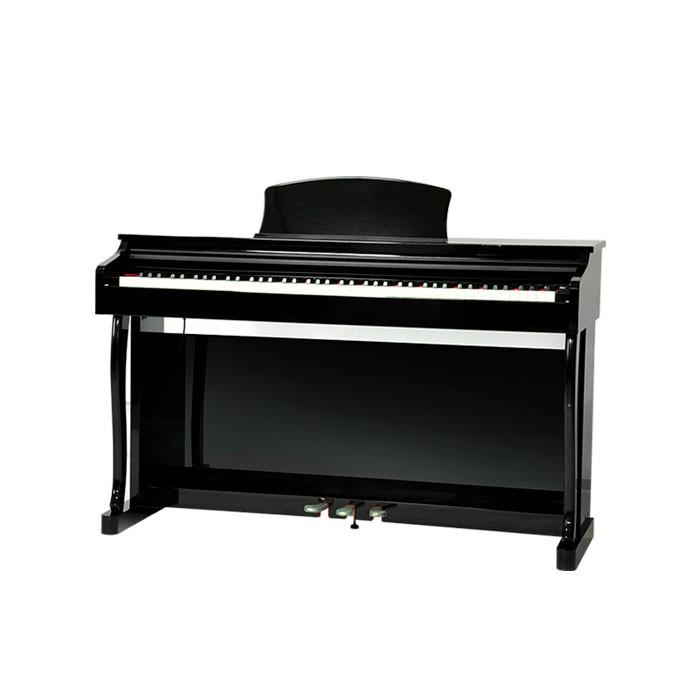 布鲁克斯電鋼琴BROCKES ZP-70 专业版烤漆  零售价4980