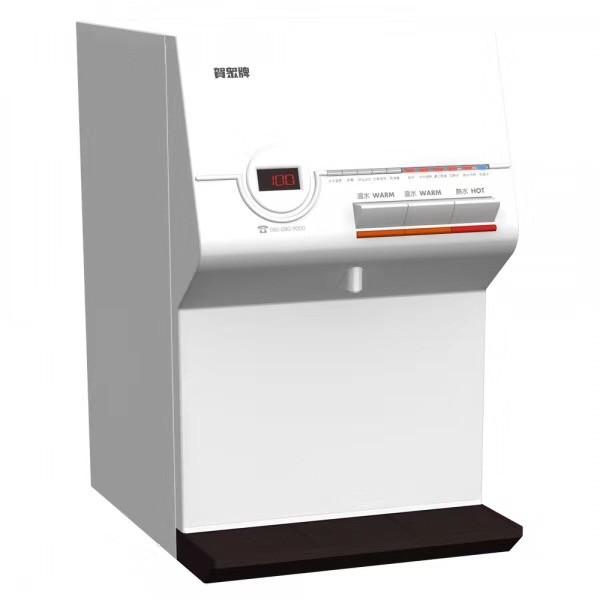 賀眾純水溫熱兩用凈水機UR-672BW--3