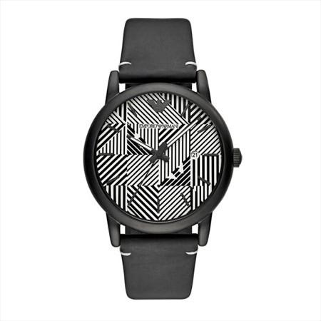 阿玛尼 商务休闲腕表潮流时尚魅力男士石英手表 一元到期买断