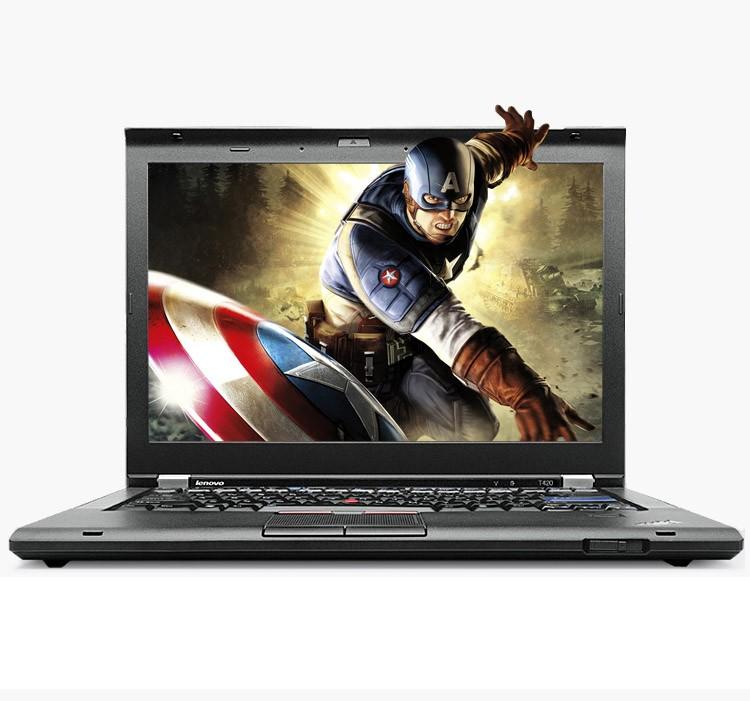联想笔记本 i5/8G/固态128G ThinkPad T420
