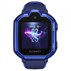 华为儿童手表 3 Pro(极光蓝)视频通话 高清拍照 九重定位 4G