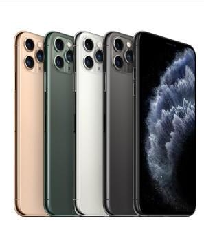 【国行全新原封】iPhone 11 Pro Max全网4G全屏智能手机