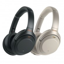 Sony/索尼 WH-1000XM3 頭戴式無線降噪藍牙耳機
