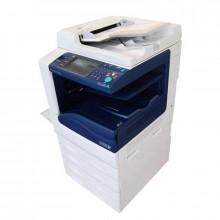 施樂中速數碼黑白復合機、網絡打印、復印、掃描、自動雙面
