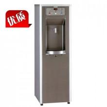 贺众牌商务直饮机,采用深度净化装置,实时为您提供热开水、温水、冰水。