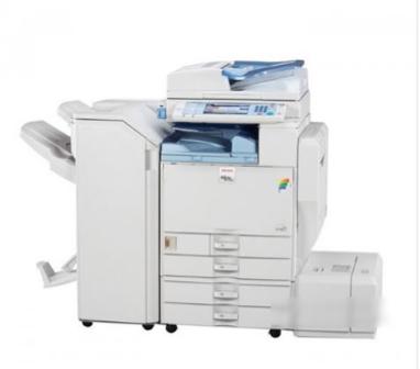 广州市A3理光彩色复印机出租