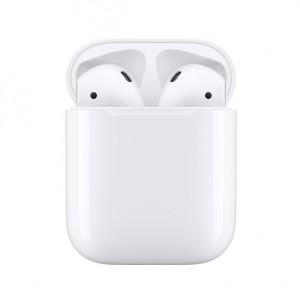 AirPods苹果无线蓝牙耳机全新二代
