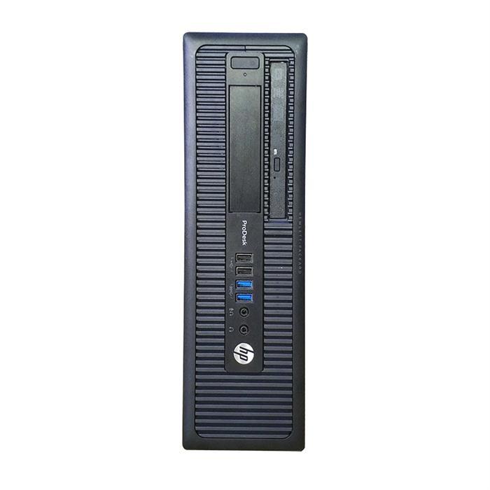 惠普HP600G1SFF台式办公家用电脑微型迷你小主机客...