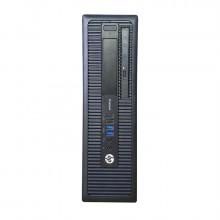 惠普HP600G1SFF台式办公家用电脑微型迷你小主机客厅教学