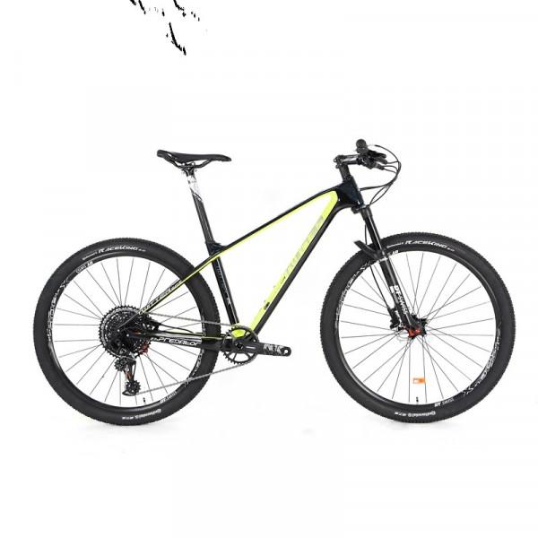 骓特碳纤维山地车自行车XT33/22变速男女单车DT前叉轮组气叉