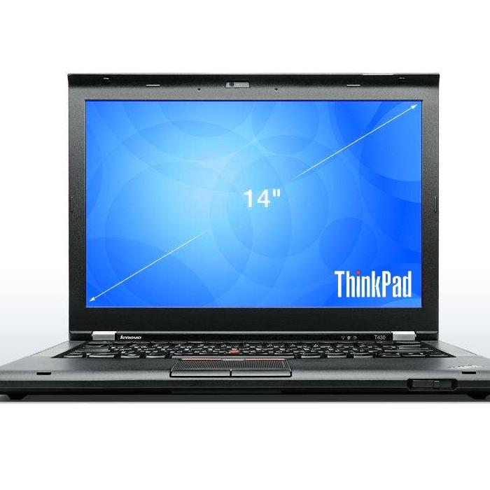 办公开发 联想i5/8G/128G固态 ThinkPad T430