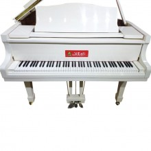 斯宾三角钢琴  GP-150  二手钢琴亚博体育官网投注8黑白  市场售价40000