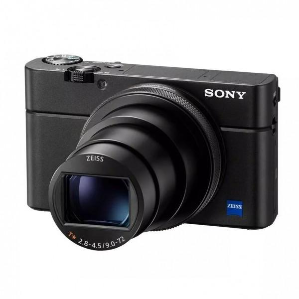 索尼 RX100M6 黑卡6 数码相机 微单