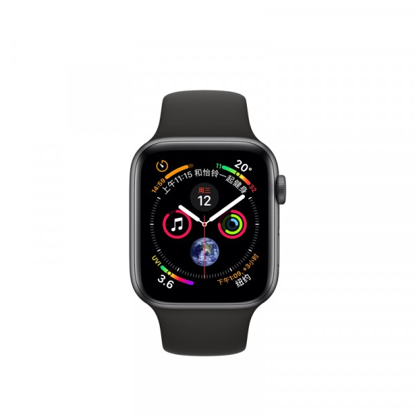 Apple Watch Series 4智能手表(GPS款 44mm)