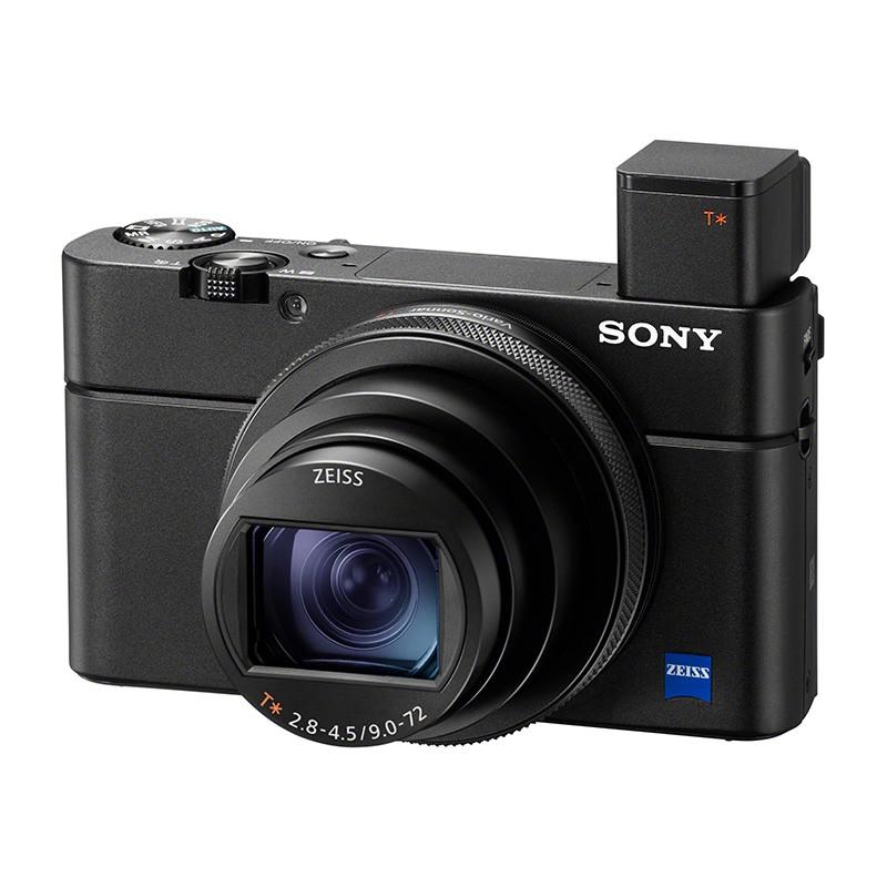 索尼 RX100M7 黑卡7 数码微单相机 美颜自拍 Vlog拍摄