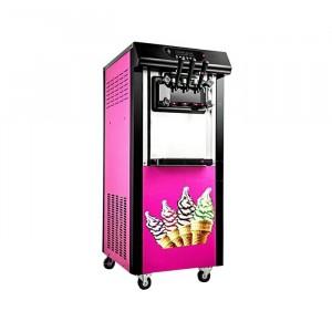 雪崎立式全自动冰淇淋机