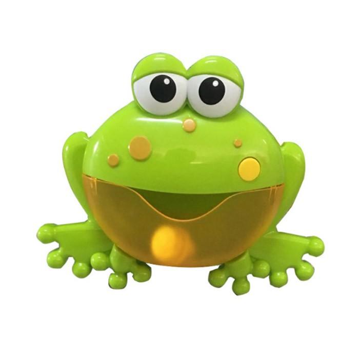 青蛙泡泡机 泡泡青蛙 儿童 洗澡 泡泡机 泡泡蛙 螃蟹泡泡机玩具