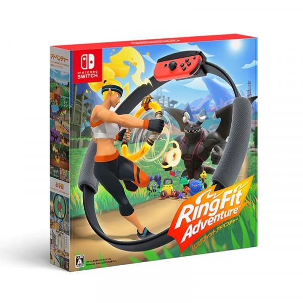 任天堂健身環+switch標配+1款游戲