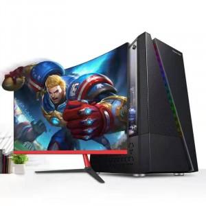 AMD四核高速处理器/独立显卡 LOL游戏主机/办公/影音