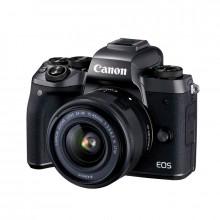 佳能EOS M5高端微单数码相机 美颜自拍
