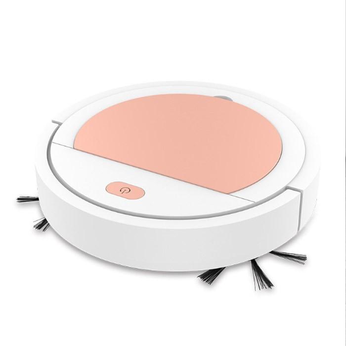 创意扫地机器人 家用自动清洁机USB充电吸尘器礼品小家电