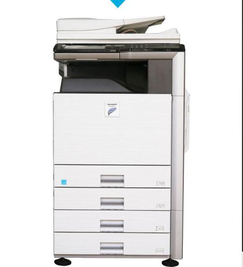 夏普M503N黑白复印机短租日租杭州
