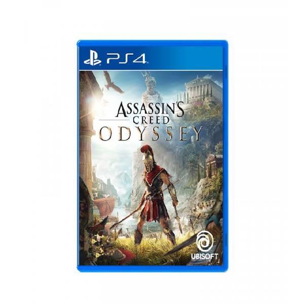 索尼PS4 游戏光盘 刺客信条:奥德赛  租赁 出租
