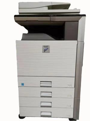 全新夏普中高速黑白數碼一體機MX-363/453/503