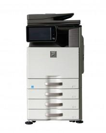 臨沂市夏普黑白彩色雙面復印機打印機出租租賃高端A3A4復合機一體機