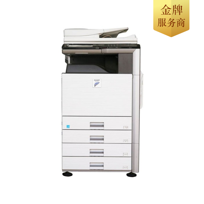 夏普M503N黑白复印机打印复印扫描一体机租赁