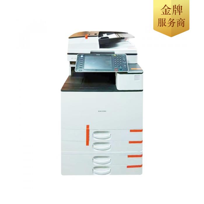 理光MPC5503彩色复印机租赁 打印机租赁