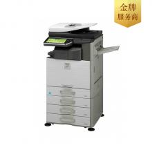 夏普3140彩色复印机短租