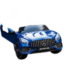 【包郵】奔馳兒童電動汽車遙控玩具車【帶搖擺】