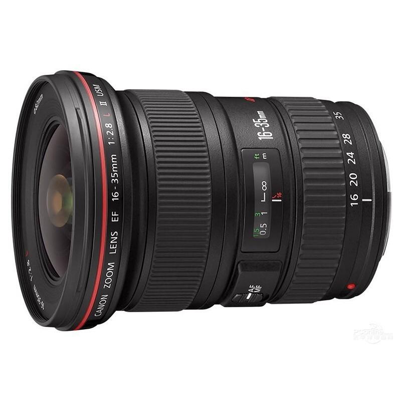 佳能16-35mm F2.8 二代 广角镜头