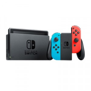 贈多款游戲 任天堂Switch游戲機