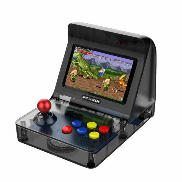 RETO搖桿街機掌上雙人老式復古GBA游戲機