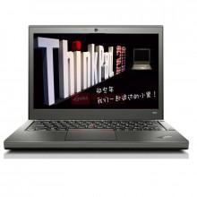 联想thinkpad x240商务办公笔记本电脑i5i