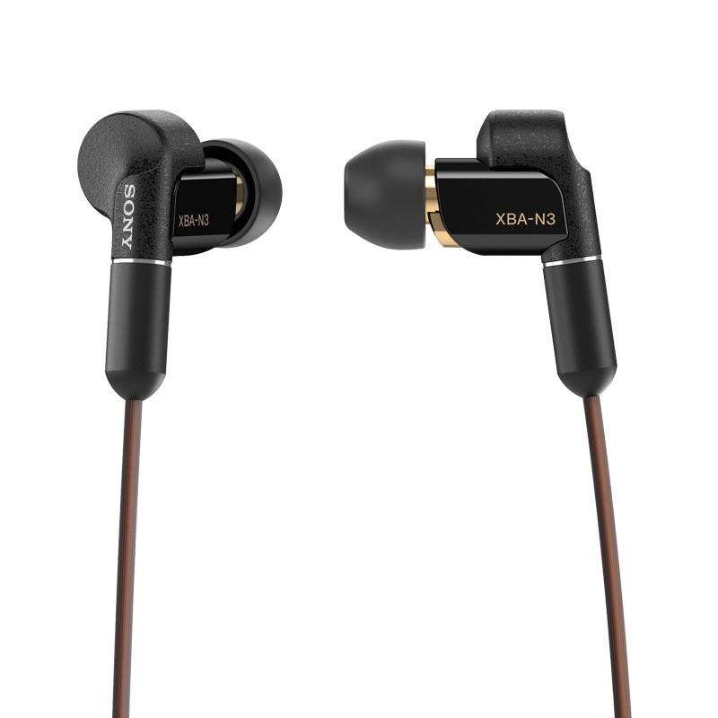 索尼XBA-N3AP Hi-Res混合驱动立体声耳机