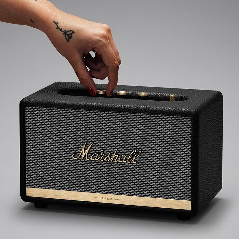 马歇尔Marshall ACTON II 无线蓝牙音箱家用重低音音响