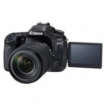 佳能80D 18-135mm相机学生便宜高清旅游便携入门级单反摄像照租